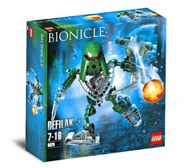 LEGO Bionicle Set #8929 Defilak [Green]