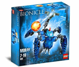 LEGO Bionicle Set #8932 Morak [Blue]