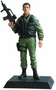 Phoenix Icons Stargate SG-1 Series 1 Pewter Figure Lieutenant Colonel Cameron Mitchell