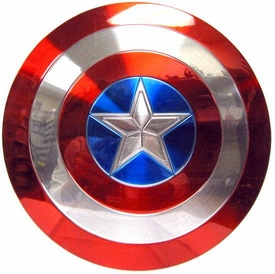 Hot Toys Avengers Captain America LOOSE 1/6 Scale Captain America's Shield [Clean]
