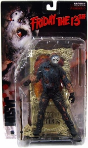 McFarlane Toys Movie Maniacs Series 1 Action Figure Jason Voorhees