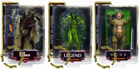 Sota Toys Now Playing Series 3 Action Figure Set of all 3 Figures