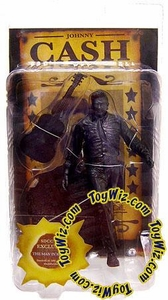 Sota Toys Music SDCC Exclusive Action Figure Johnny Cash [Man In Black] {ALL Black Variant}