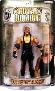 WWE Wrestling PPV Royal Rumble 2007 Action Figure Undertaker