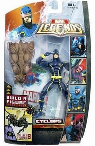 Marvel Legends Series 18 (Hasbro Series 3) Action Figure Cyclops [Astonishing X-Men] [Brood Queen Build-A-Figure]