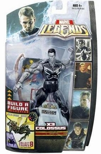 Marvel Legends Series 18 (Hasbro Series 3) Action Figure X3 Colossus [Brood Queen Build-A-Figure]