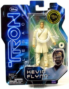 Tron Legacy 3 Inch Core Action Figure Kevin Flynn