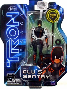 Tron Legacy 3 Inch Core Action Figure Sentry