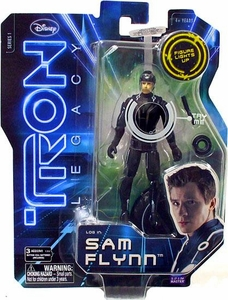 Tron Legacy 3 Inch Core Action Figure Sam Flynn