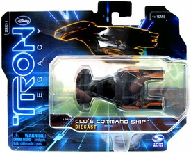 Tron Legacy Series 1 Die Cast Vehicle Clu�s Command Ship