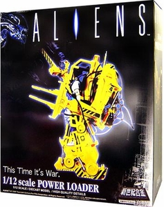 Aliens Aoshima Miracle House 1/12 Scale Articulated Model Power Loader