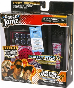 Paper Jamz Pro Series Microphone & Effects Amp [Pink Design]