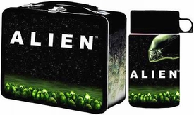 NECA Alien Metal Lunch Box with Thermos
