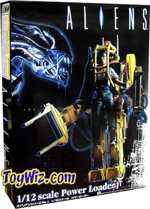 Alien Japanese 1/12 Scale Aliens Deluxe Model Kit Power Loader