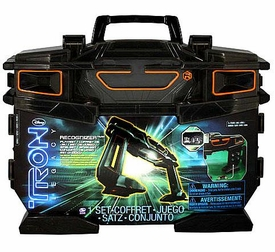 Tron Legacy Carry Case Playset Recognizer BLOWOUT SALE!
