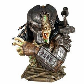 Palisades Toys Micro Bust Predator Defeated