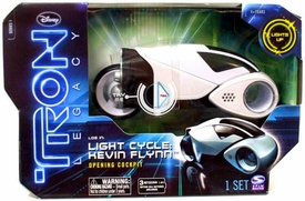 Tron Legacy Core Vehicle White Light Cycle: Kevin Flynn