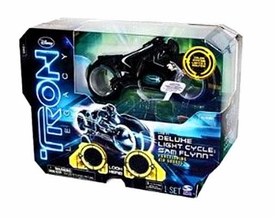 Tron Legacy Deluxe Vehicle Legacy Light Cycle: Sam Flynn