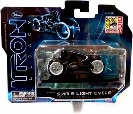 Spin Master Tron Legacy 2010 SDCC San Diego Comic-Con Exclusive Vehicle Sam's Light Cycle