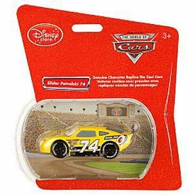Disney Pixar Cars Exclusive 1:48 Die Cast Car Slider Petrolski #74 [Sidewall Shine]