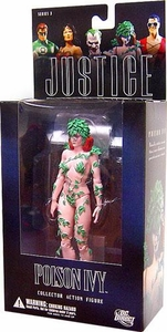 DC Direct Justice League Alex Ross Series 3 Action Figure Poison Ivy
