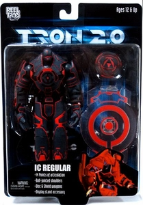 NECA Tron 2.0 Action Figure IC Regular