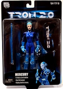 NECA Tron 2.0 Action Figure Mercury