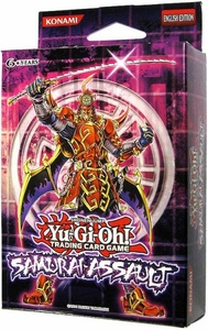 YuGiOh Six Samurai Assault SE Special Edition Pack [3 Booster Packs & 1 Elder of the Six Samurai Promo Card]