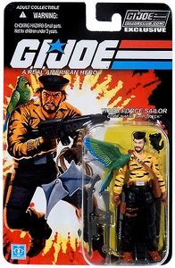 Hasbro GI Joe 2013 Subscription Exclusive Action Figure Tiger Force Shipwreck