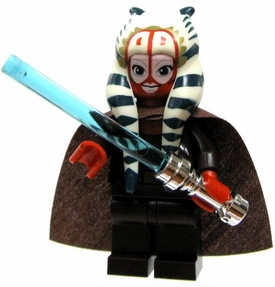 LEGO Star Wars LOOSE Mini Figure Shaak Ti with Lightsaber