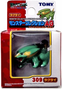 Pokemon Mini PVC Figure #309 Electrike