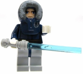 LEGO Star Wars Clone Wars LOOSE Mini Figure Anakin Skywalker in Cold Weather Gear [Brown Belt]