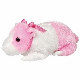 Ty Beanie Baby Pinkys Rosa the Guinea Pig