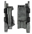 Disguise Iron Man 2 Movie Costume #11680 War Machine Rocket Gauntlets