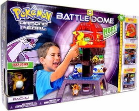 Pokemon Battledome Battle Dome Playset