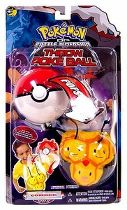 Pokemon Toy Plush Throw Poke Ball Diamond & Pearl Series 7 Combee