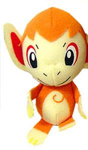 Pokemon Banpresto DP Series 2 Mini 3 Inch Plush Figure Chimchar