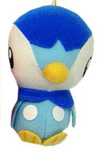 Pokemon Banpresto DP Series 2 Mini 3 Inch Plush Figure Piplup