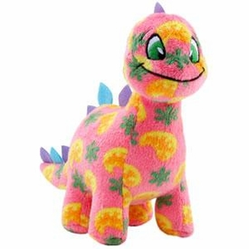 Neopets Collector Species Series 5 Plush with Keyquest Code Disco Chomby