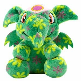Neopets Collector Species Series 5 Plush with Keyquest Code Disco Elephante