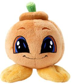 Neopets Collector Species Series 4 Plush with Keyquest Code Halloween JubJub [Limited Edition]