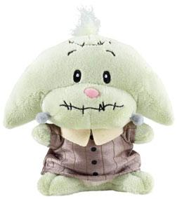 Neopets Collector Species Series 4 Plush with Keyquest Code Halloween Kacheek [Limited Edition]