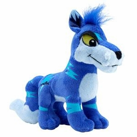 Neopets Collector Species Series 5 Plush with Keyquest Code Electric Lupe