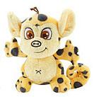 Neopets Collector Species Series 4 Plush with Keyquest Code Spotted Mynci