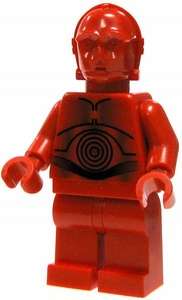 LEGO Star Wars LOOSE Mini Figure R-3PO [Red Protocol Droid]