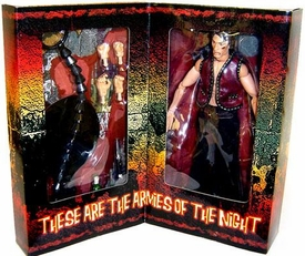 Mezco Toyz Warriors 9 Inch Deluxe Series 1 Cloth Outfit Figure Swan