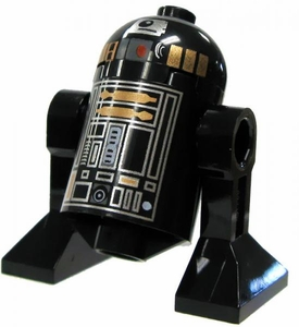 LEGO Star Wars LOOSE Mini Figure R2-D5 (R2-Q5) [Version 2] Lowest Price!