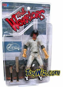 Mezco Toyz The Warriors Action Figure Red Faced Baseball Fury [Clean Version]