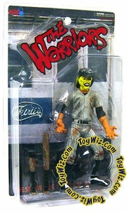 Mezco Toyz The Warriors Action Figure Yellow Faced Baseball Fury [Dirty Version]