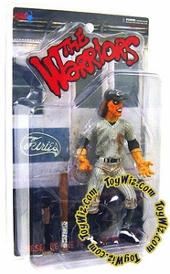 Mezco Toyz The Warriors Action Figure Orange Faced Baseball Fury [Dirty Version]